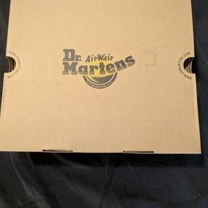 Dr. Martens Shoes - Dr. Martens 1460 Boot Black 8-eye Nappa Leather